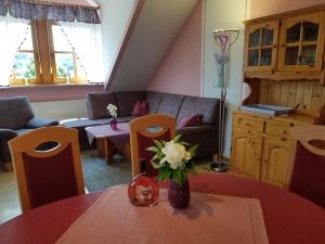 Ferienwohnung 1 der Ferienwohnungen Wölfel in Trägweis bei Pottenstein