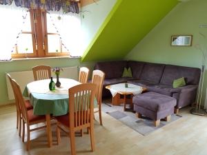 Ferienwohnung 2 der Ferienwohnungen Wölfel in Trägweis bei Pottenstein